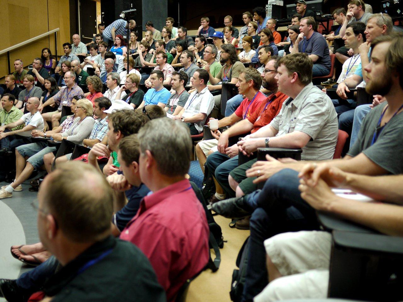 Drupal downunder conference
