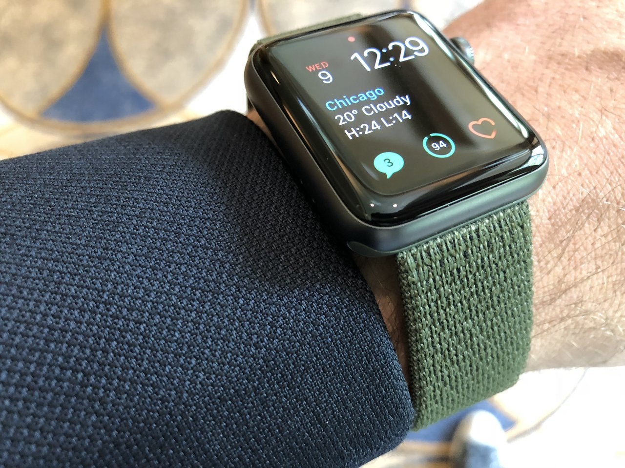 The Sport Loop is the most comfortable band for the Apple Watch