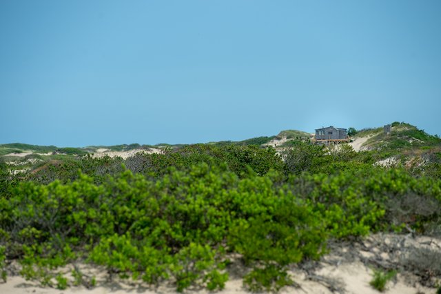 Dune Shacks Trail in Provincetown