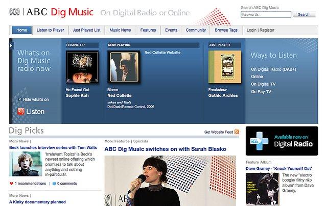 Abc digital music