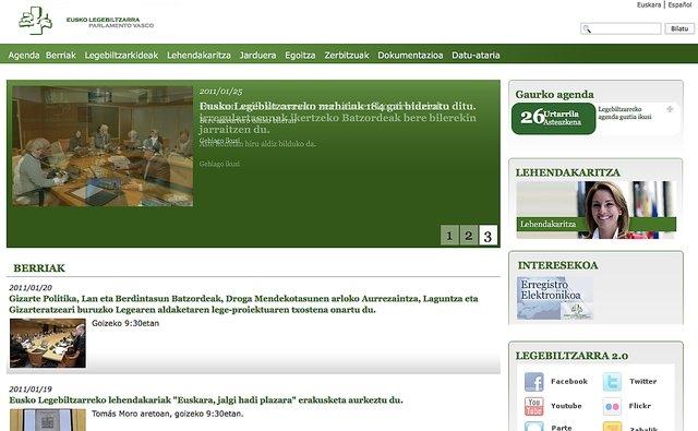 Basque parliament