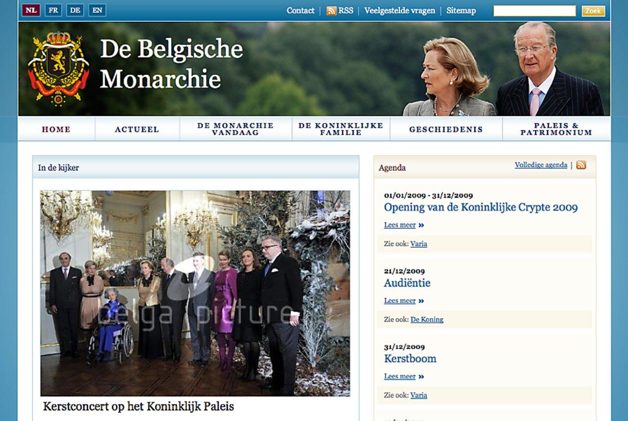 Belgian monarchy