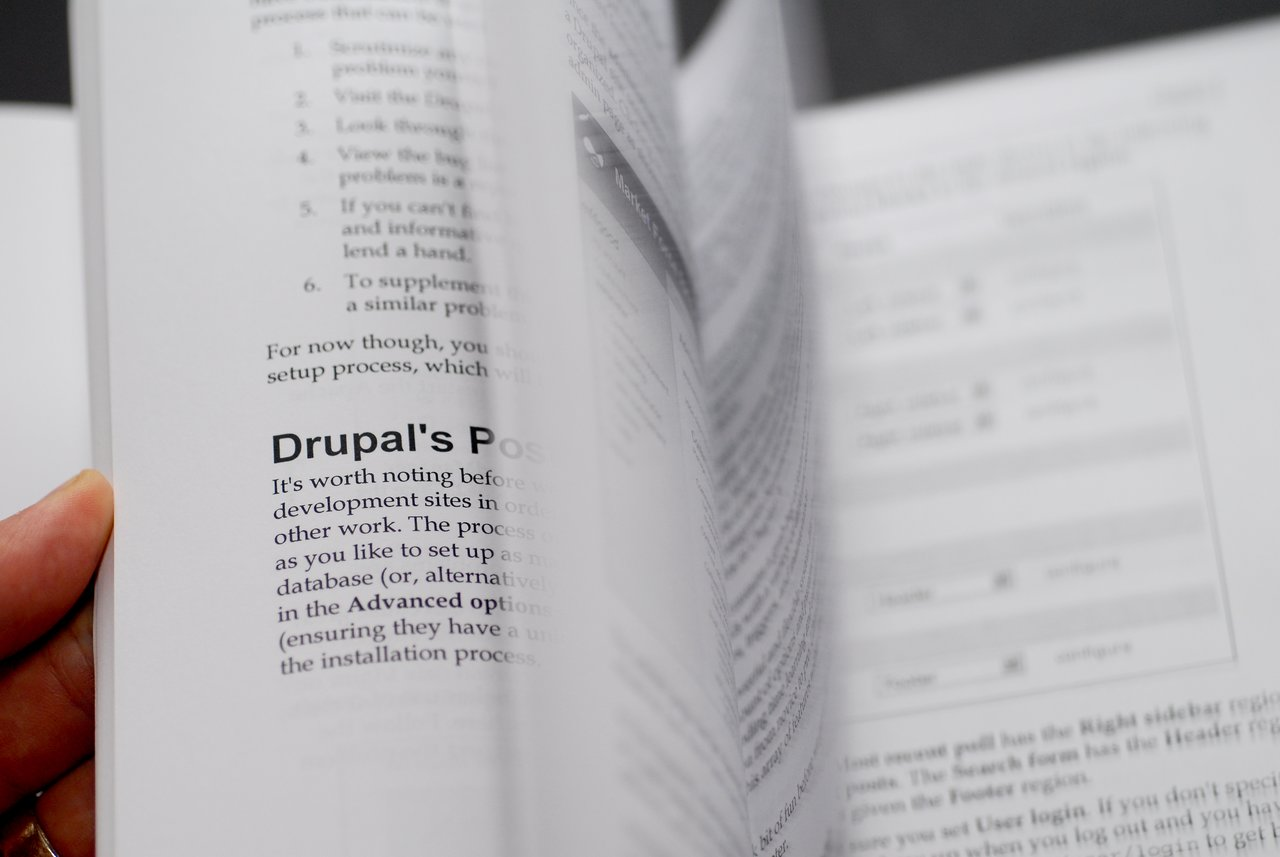 Book packt drupal6 building