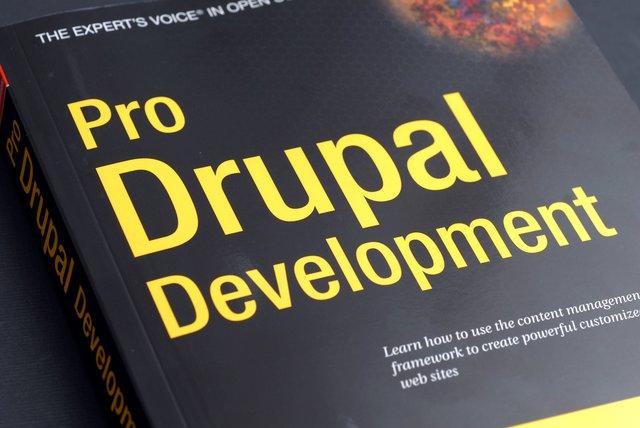 Book pro drupal development