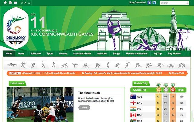 Commonwealth games delhi