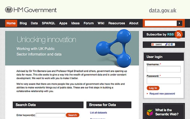 Data gov uk