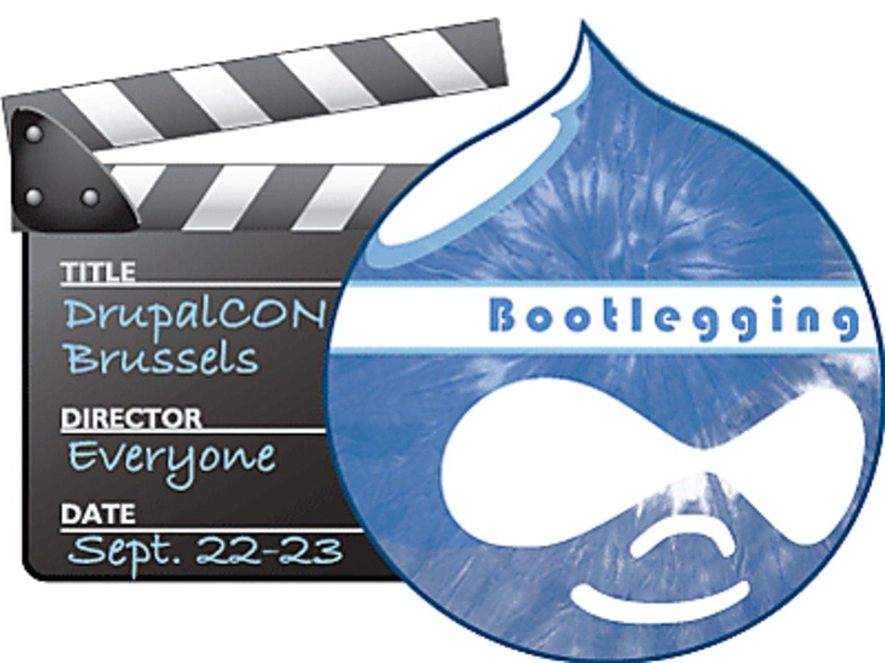 Drupalcon brussels bootleg