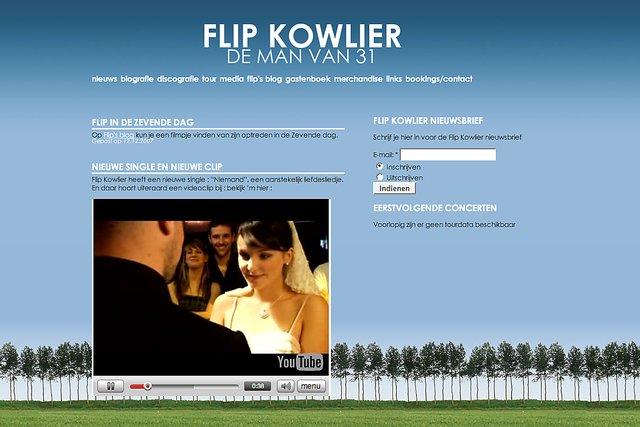 Flip kowlier