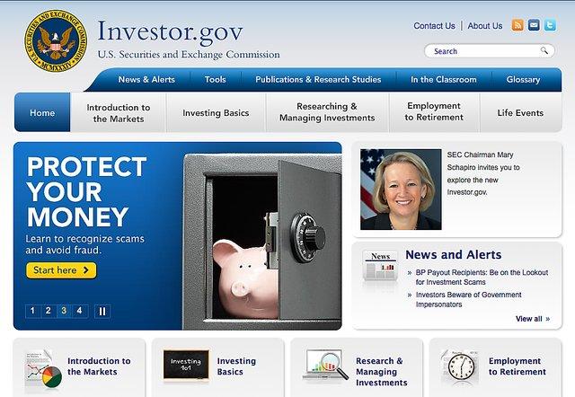 Investor gov