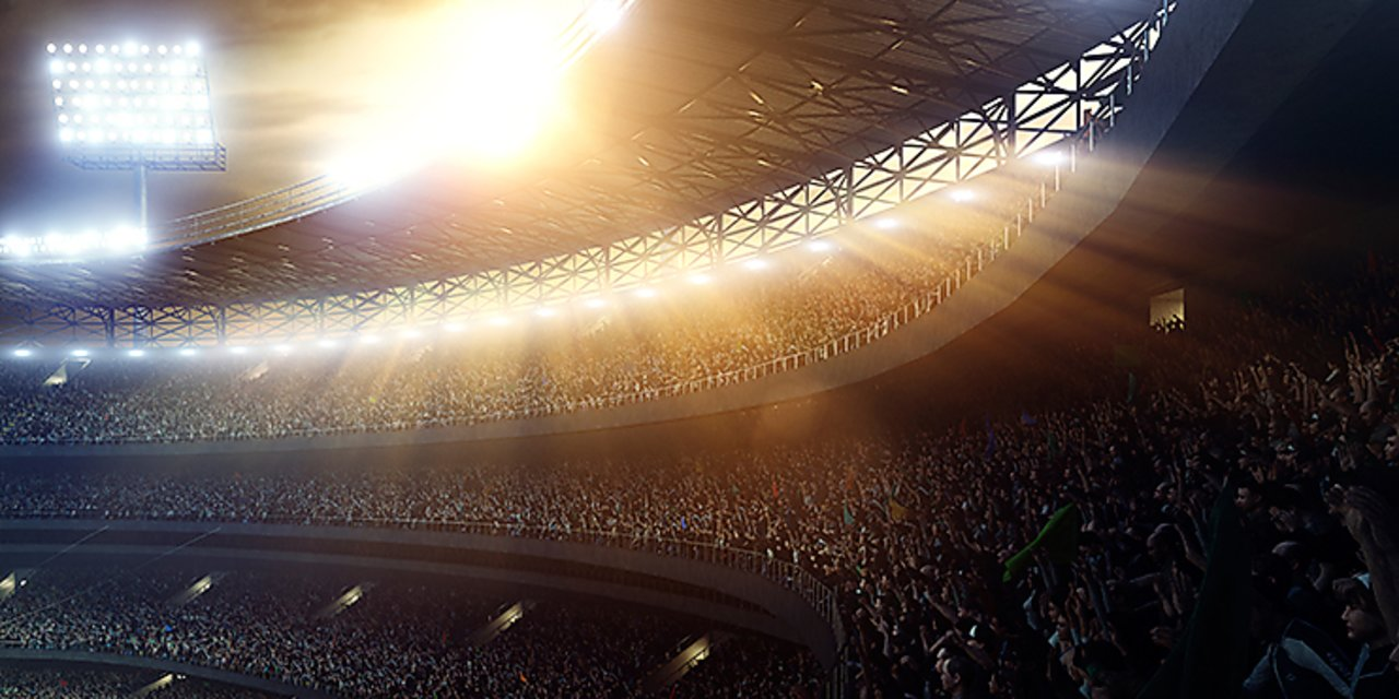 Rio olympic stadium