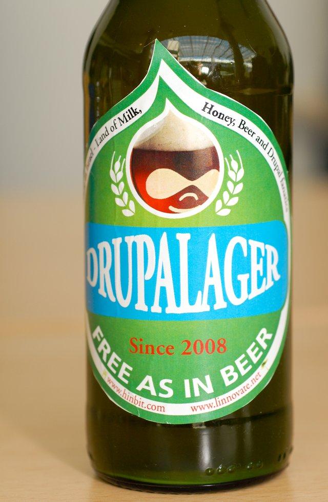 Drupal lager
