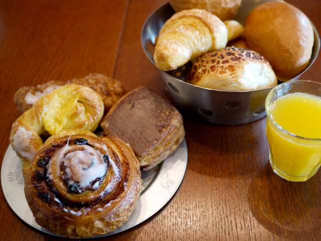 Belgian breakfast