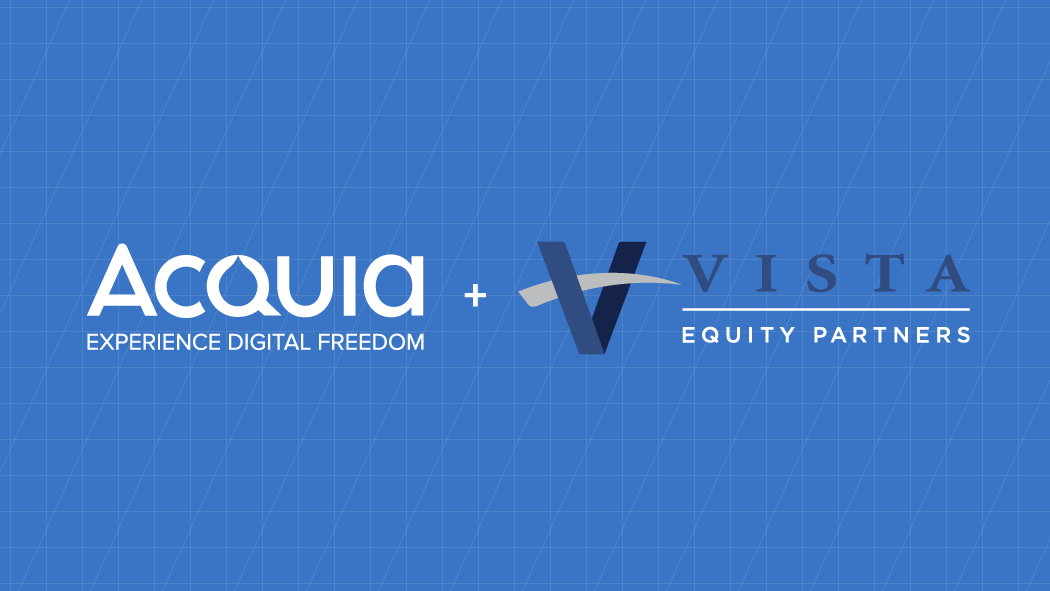 Acquia partners with Vista Equity Partners