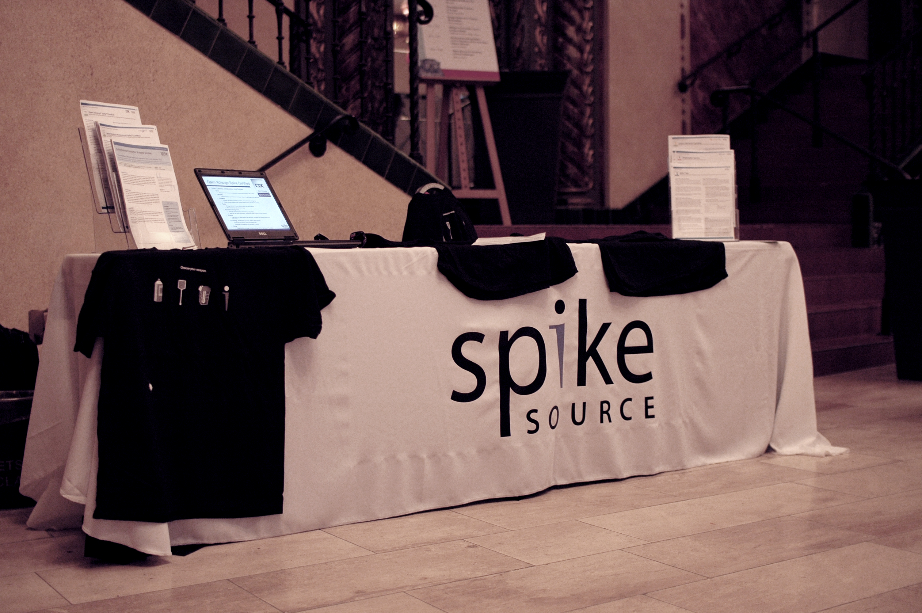 Spikesource